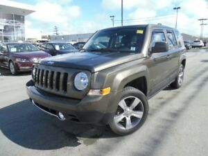2016 JEEP PATRIOT High Altitude 4x4 - One owner, trade in, Low m