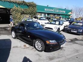 BMW Z4 2.0i 2005 SE Roadster FULL LEATHER FULL MOT EXCELLENT