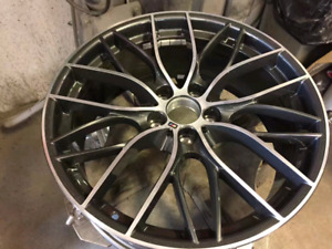 Brand New Take Off 20 inch BMW OEM 405M Style Rims