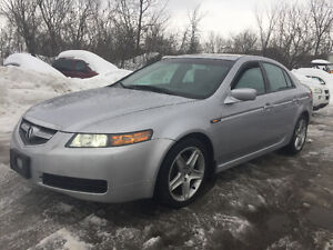2004 Acura TL Sedan **SAFETY AND ETEST**