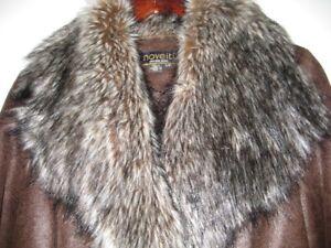 Manteau Hiver pour etre coquette.