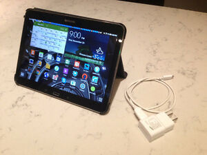 """Samsung Galaxy Tab 4 10.1"""" with case and charger"""