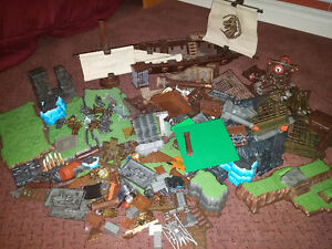 Mega Blocks Dragons Krystal Wars