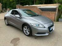 2013 (62) Honda CR-Z 1.5 HYBRID MANUAL + SILVER + ONLY 29,000 MILES