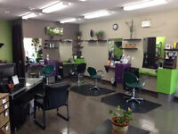 "Cozy ""turnkey"" Hair Salon for sale"