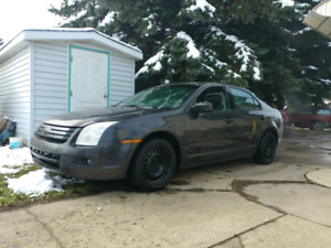 Ford Fusion FWD 2007, Manual