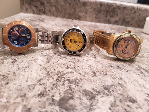 Men's Invicta Reserve & limited edition watches
