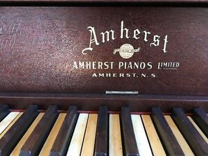 Amherst Apartment Piano