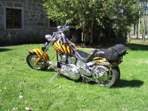 Harley-Davidson effet wow!