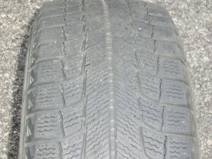"""Michelin """"X-Ice 2"""" Winter Tires, 195/65R15 West Island Greater Montréal image 1"""