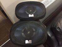 Kenwood 6x9 speakers - 200 watts