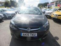 2015 Vauxhall Astra 1.4 i VVT 16v Excite Hatchback 5dr