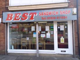 Local cafe/sandwich shop for sale