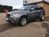 2012 X BMW X5 3.0 XDRIVE30D M SPORT 5D AUTO 241 BHP DIESEL