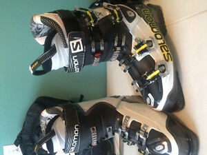 Men's downhill boots-size 28