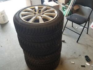 Lexus Car tires Size 205 50r17