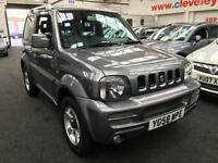 2008 SUZUKI JIMNY 1.3 VVT JLX + Auto From GBP6950+Retail package.