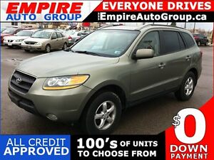 2009 HYUNDAI SANTA FE LIMITED * LEATHER * PWR ROOF * EXTRA CLEAN