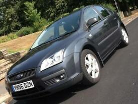 2007 FORD FOCUS 1.8 SPORT 5 DOOR