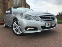 *3 MTHS WARRANTY*2009(59)MERCEDES E220 CDI BLUE EFFIN AVANGARDE AUTO NEW MODEL*