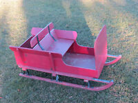 Vintage Antique sled