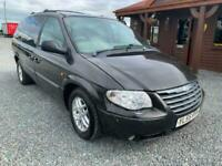 2006 Chrysler Grand Voyager 2.8 CRD Limited 5dr Auto MPV Diesel Automatic