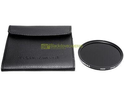 67mm. Filtro infrarosso 850nm Blackdove-cameras. * NUOVO * Con custodia.