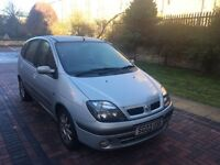 Renault Scenic spares and repairs.