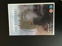 The revenant DVD still in plastic bought from sky, by fund keep £15 just delivered £6