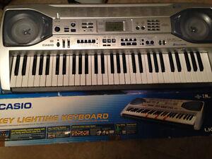 NEW Casio keyboard