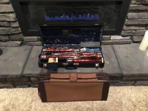 Moosmann Professional Bassoon for sale