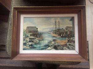 Art, Pictures and Frames!! Cottage Clearout!!