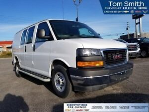 2017 GMC Savana Cargo Van WT  - Certified -  Power Windows - $20
