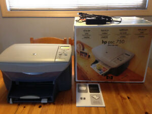 HP PSC 750 Printer *immaculate condition*