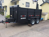 Supportlocal Great Rates Junk Removal / Trailer Rental Service