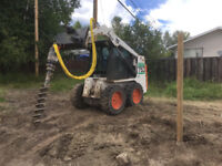 BOBCAT and EXCAVATING SERVICES