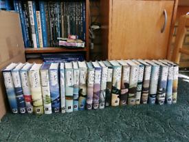 Aircraft books.