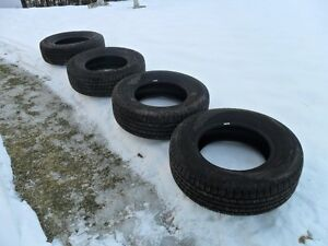 Goodyear Wrangler P265/70R17 All Season - 4 Tires
