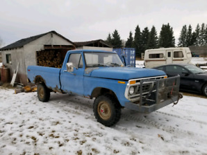 1977 F250 price is ibo