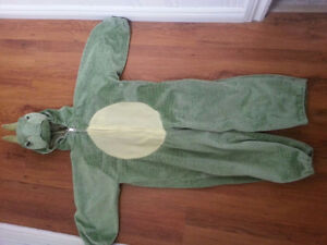Dragon Halloween Costume Fits 4-6 Year Old