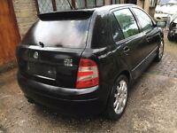 Skoda Fabia Vrs 1.9tdi pd130 Breaking All parts available