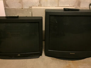 Two tvs need gone ASAP