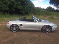 Porsche Boxster £3495