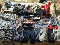 Boys clothes bundle from 6-12 month