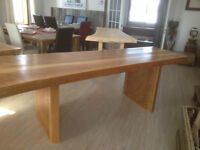 Table live edge, live edge dining table