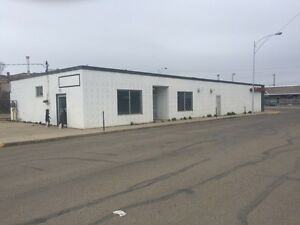 High traffic location for lease in Wetaskiwin