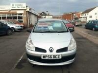 2006 Renault Clio 1.6 Expression Automatic 5-Door From £2,395 + Retail Package H