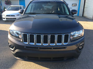 2016 Jeep Compass Sport 4x4 Leather/back-up camera REDUCED!