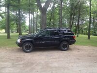 2002 Jeep Grand Cherokee Limited Certified and etested