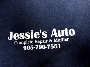 Jessie's auto repair and muffler